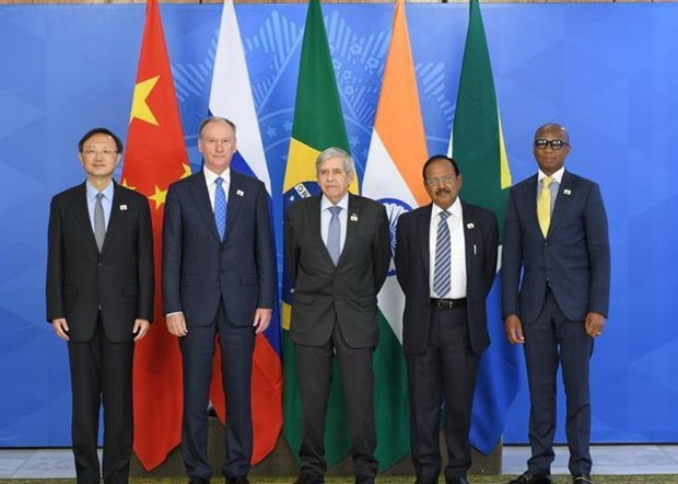 Trung Quoc: BRICS can doan ket, hop tac de duy tri chu nghia da phuong hinh anh 1