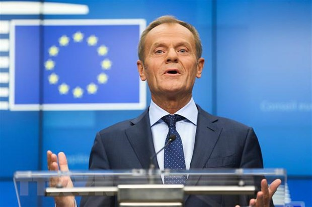 EU khong dong thuan ve dam phan ket nap Albania, Bac Macedonia hinh anh 1