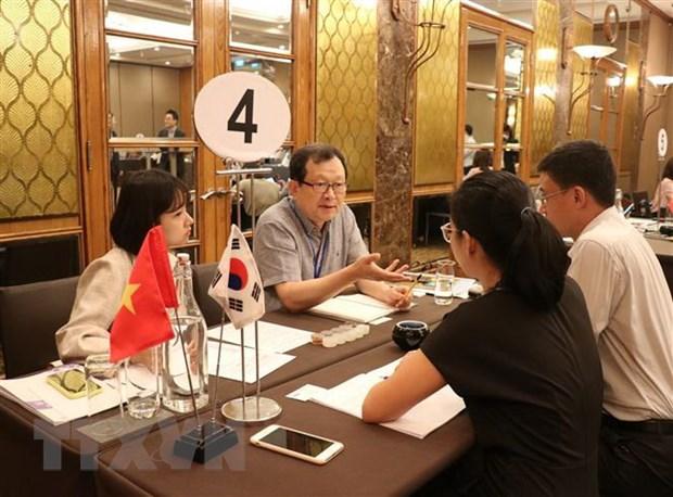 Doanh nghiep Han Quoc xuc tien thuong mai tai Thanh pho Ho Chi Minh hinh anh 2