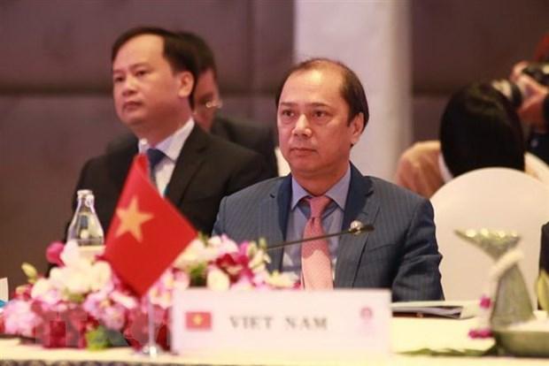Cac nuoc ASEAN nhat tri cao voi sang kien, de xuat cua Viet Nam hinh anh 1