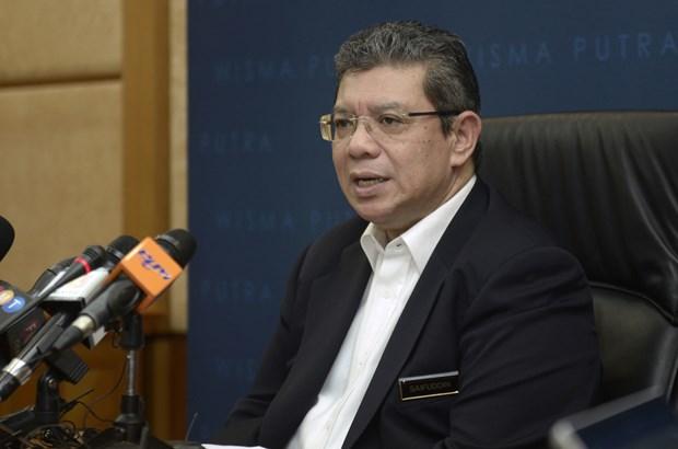 Hoi nghi cap cao ASEAN 35: Malaysia bay to quan ngai ve Bien Dong hinh anh 1