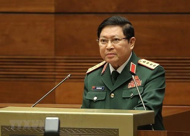 Viet Nam trao huan chuong tang cac tap the, ca nhan quan doi Lao hinh anh 1
