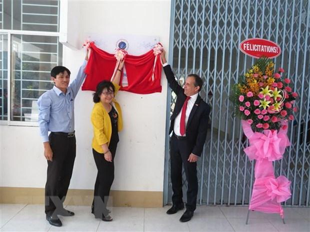 Việt Nam có trường THPT thứ 5 xuất sắc dạy song ngữ Việt-Pháp