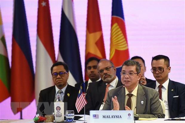 Malaysia khong danh gia cao de nghi dang cai APEC 2020 cua My hinh anh 1