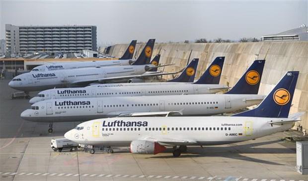 Hang Lufthansa thiet hai nang ne boi cuoc dinh cong cua cac tiep vien hinh anh 1