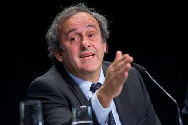 Cuu Chu tich UEFA Michel Platini khoi kien doi boi thuong hinh anh 1