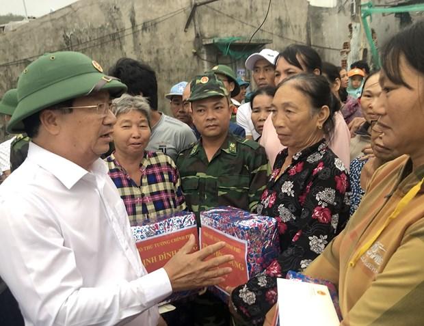 Ung pho bao so 6: Dam bao an toan tinh mang cho nguoi dan la tren het hinh anh 1