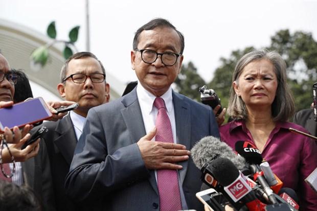 Thu linh doi lap Campuchia 'khong duoc len may bay den Indonesia' hinh anh 1