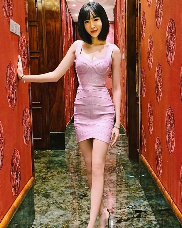 My nhan Viet muon mau muon ve voi phong cach street style sanh dieu hinh anh 10