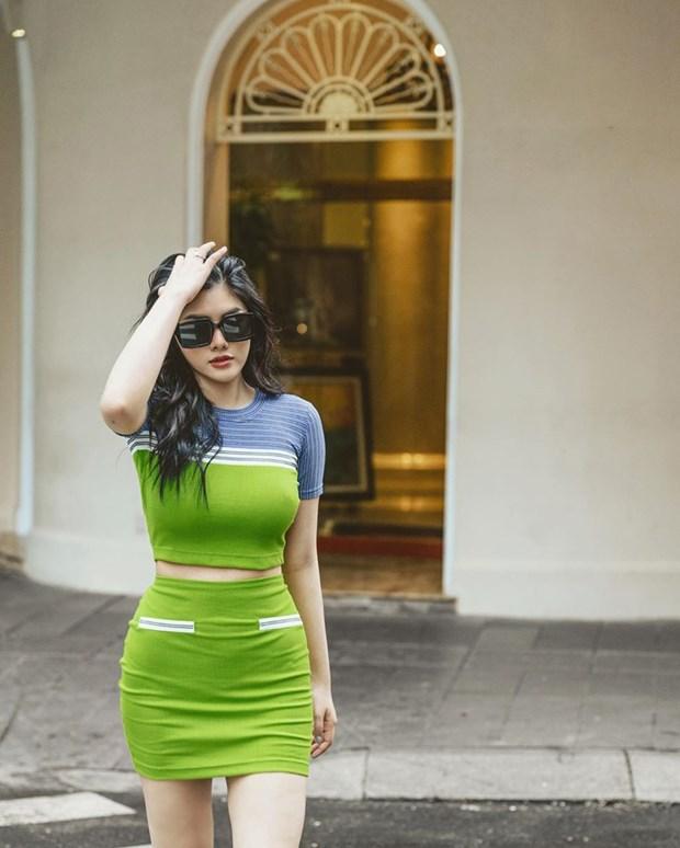 My nhan Viet muon mau muon ve voi phong cach street style sanh dieu hinh anh 18