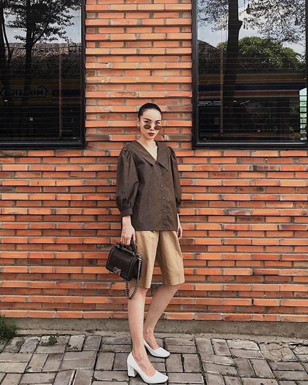 My nhan Viet muon mau muon ve voi phong cach street style sanh dieu hinh anh 19