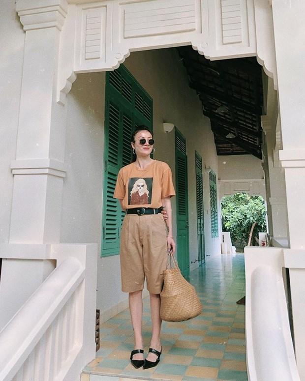My nhan Viet muon mau muon ve voi phong cach street style sanh dieu hinh anh 20