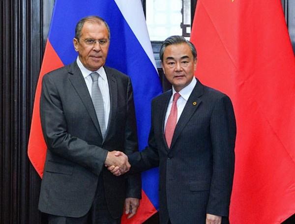 Nga va Trung Quoc khang dinh thuc day hop tac noi khoi BRICS hinh anh 1