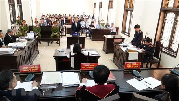 Vu danh bac nghin ty: Hoan phien toa vi vang mat ong Truong Minh Tuan hinh anh 3