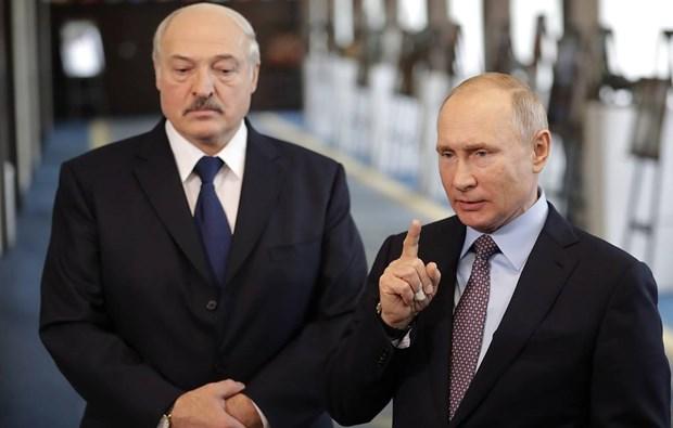 Nga va Belarus se thanh lap nghi vien va chinh phu chung hinh anh 1