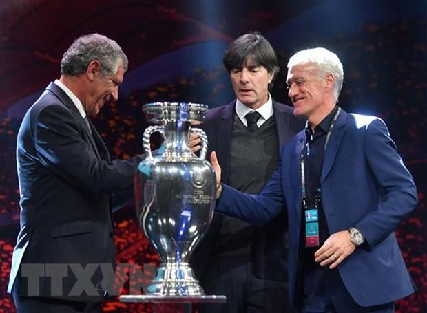 Boc tham vong chung ket EURO 2020: Tu than goi ten bang F hinh anh 1