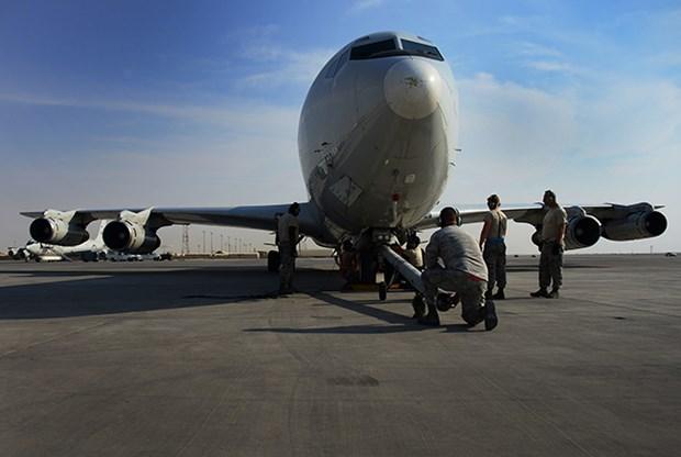 Aircraft Spots: My lai dieu may bay trinh sat do tham Trieu Tien hinh anh 1
