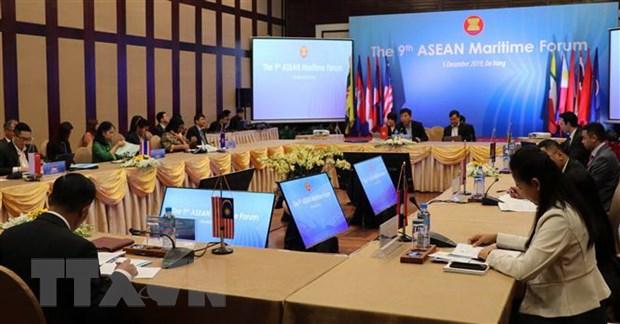 Dien dan Bien ASEAN lan thu 9 chinh thuc khai mac tai Da Nang hinh anh 1