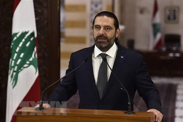 Liban: Kha nang ong Saad Hariri tro lai cuong vi Thu tuong hinh anh 1