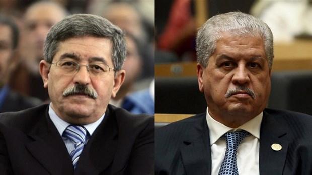 Algeria: Hai cuu thu tuong bi ket an tu vi tham nhung hinh anh 1