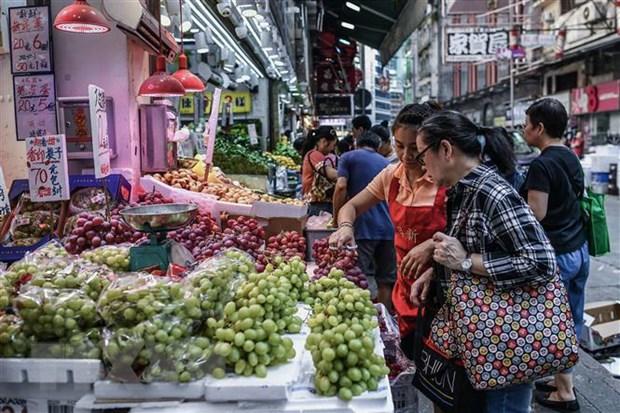 Kinh te Hong Kong co the tang truong am trong nam 2019 hinh anh 1