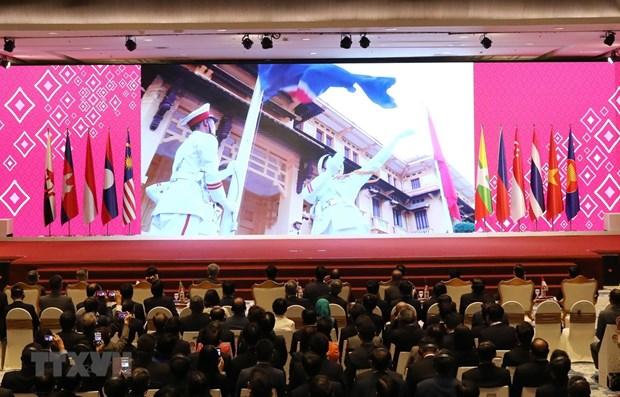 Thong tin ve Nam Chu tich ASEAN 2020 toi co quan dai dien nuoc ngoai hinh anh 1
