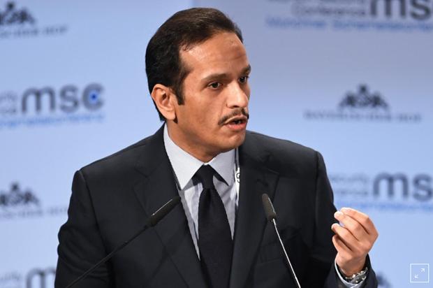 Qatar khang dinh dat tien trien trong giai quyet mau thuan Vung Vinh hinh anh 1
