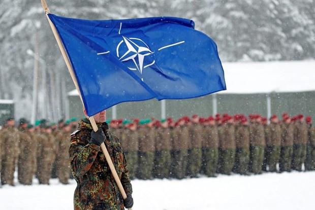 Ngoai truong Nga: Xay dung an ninh chau Au xung quanh NATO la ao tuong hinh anh 1