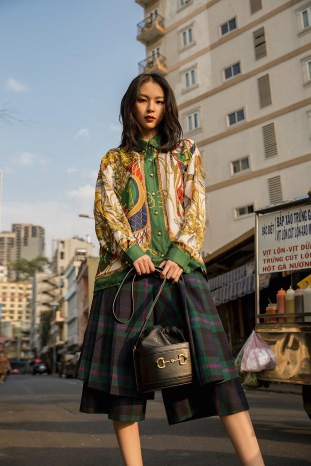 Fashionista Viet dong loat len do xuong pho cuc chat va sang chanh hinh anh 10