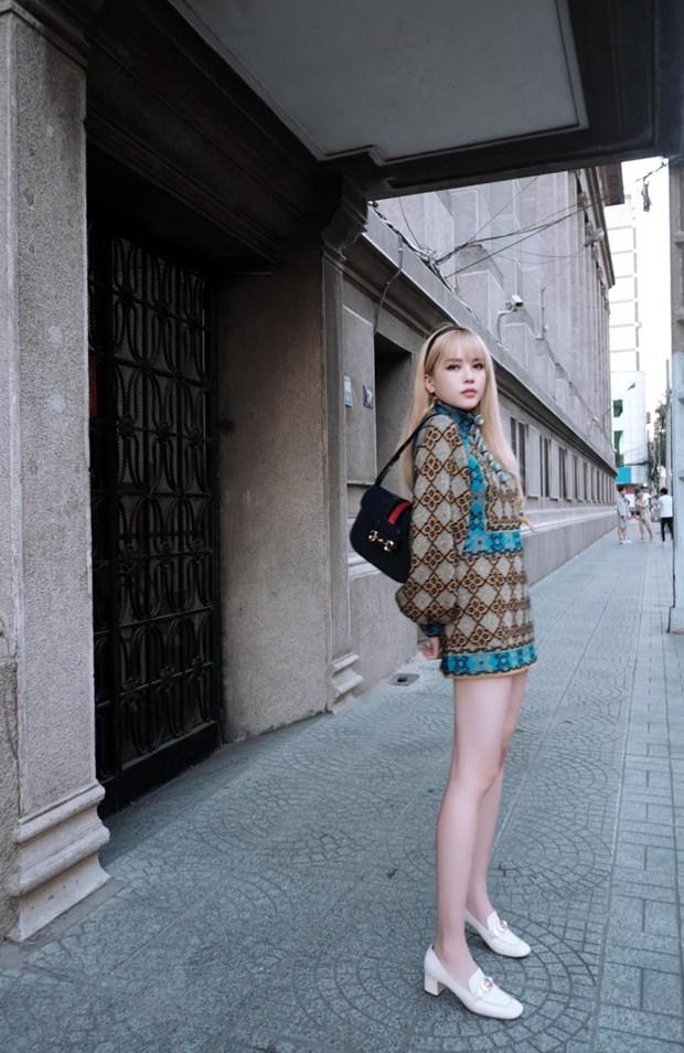 Fashionista Viet dong loat len do xuong pho cuc chat va sang chanh hinh anh 2