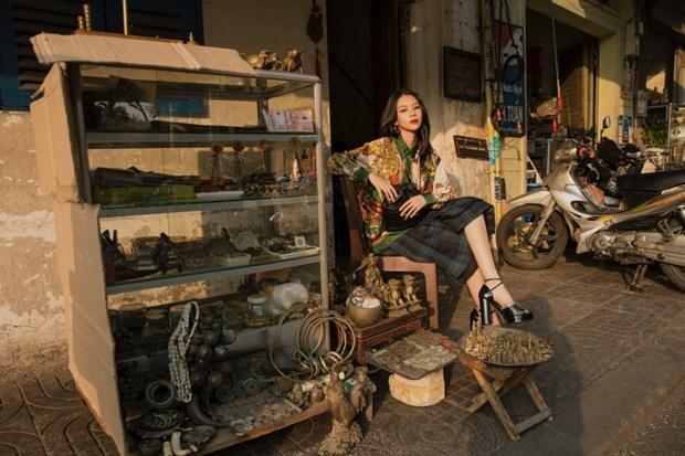 Fashionista Viet dong loat len do xuong pho cuc chat va sang chanh hinh anh 13