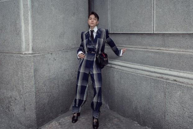 Fashionista Viet dong loat len do xuong pho cuc chat va sang chanh hinh anh 14