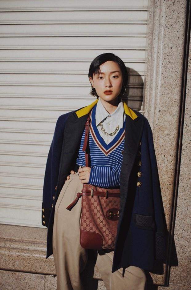 Fashionista Viet dong loat len do xuong pho cuc chat va sang chanh hinh anh 5
