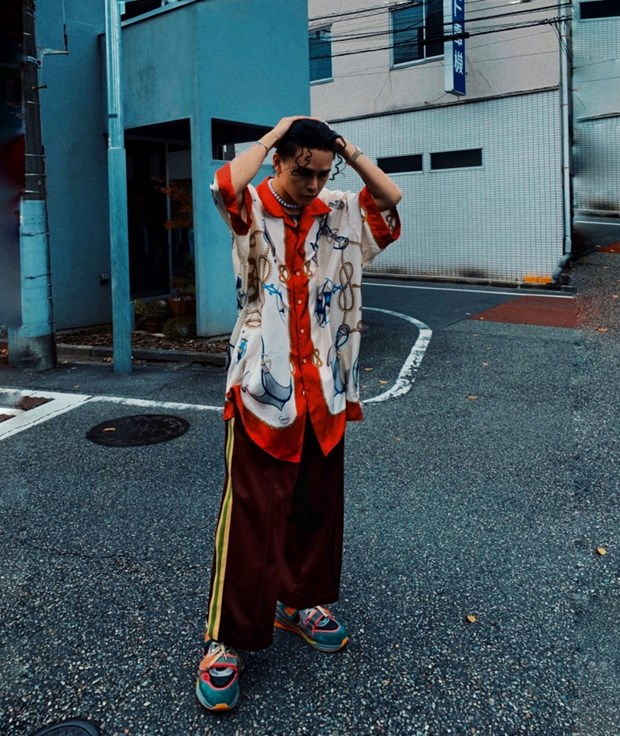 Fashionista Viet dong loat len do xuong pho cuc chat va sang chanh hinh anh 16