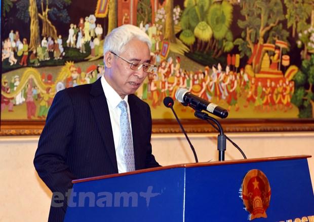 Viet Nam-Trung Quoc hop tac chat che trong nhieu linh vuc hinh anh 2