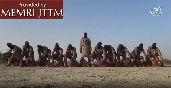 IS giet hai 11 tin do Kito giao de tra thu cho thu linh al-Baghdadi hinh anh 1