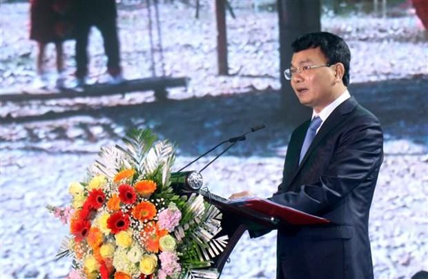 Lao Cai: Cong bo Nghi quyet ve viec thanh lap thi xa Sa Pa hinh anh 1
