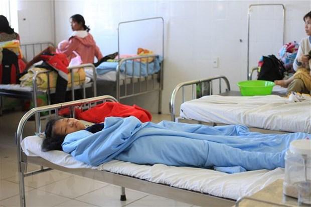 Lam Dong: Hon 90 tre em nhap vien nghi bi ngo doc thuc pham hinh anh 1
