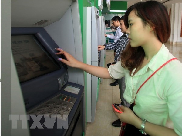 Ngan hang chu dong giam tai cho he thong ATM dip Tet Nguyen dan hinh anh 1