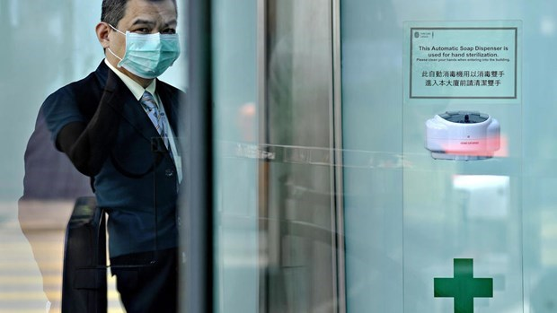 Reuters: Da co nguoi chet vi virus gay viem phoi la tai Trung Quoc hinh anh 1