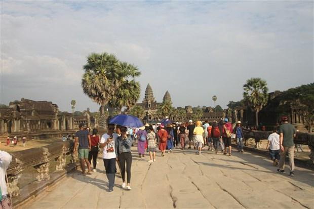 Hoi dong Doanh nghiep ASEAN-My ho tro Campuchia phat trien du lich hinh anh 1