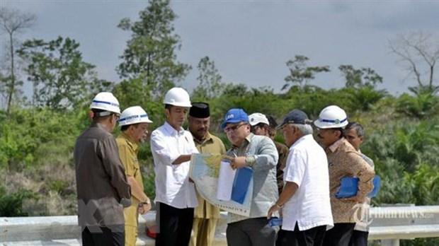 Indonesia tich cuc chuan bi cho cac hoi nghi thuong dinh ASEAN, G20 hinh anh 1