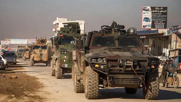 Quan Chinh phu Syria na phao khien 4 binh sy Tho Nhi Ky tu vong hinh anh 1