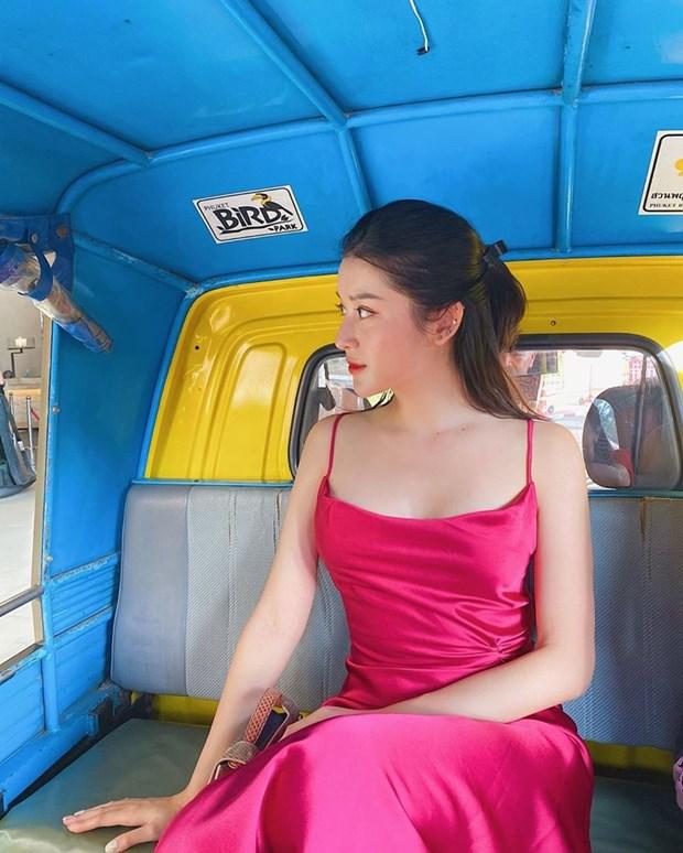 Ho Ngoc Ha va dan my nhan Viet khoe street style du lich dau nam hinh anh 8