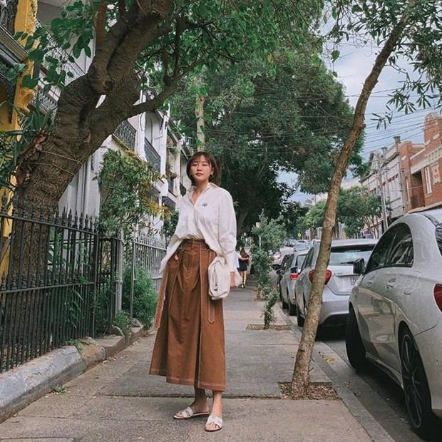 Ho Ngoc Ha va dan my nhan Viet khoe street style du lich dau nam hinh anh 20