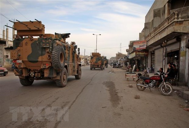 Reuters: Tho Nhi Ky tang vien quan su toi tinh Idlib cua Syria hinh anh 1