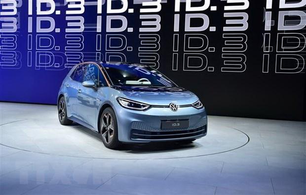 Volkswagen hoan khoi dong lai mot so nha may tai Trung Quoc hinh anh 1