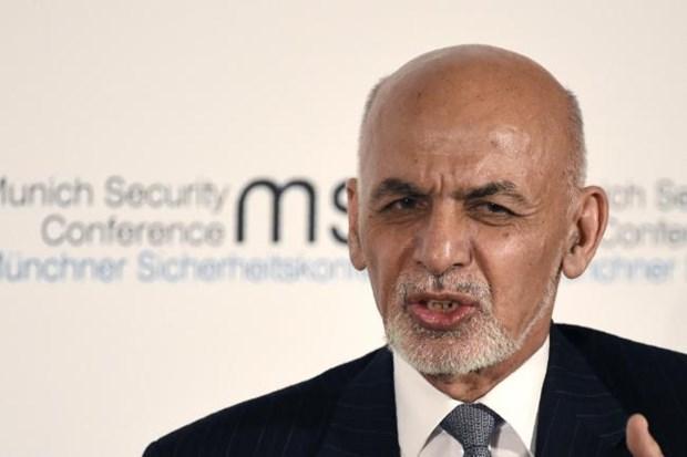 AFP: Ong Ashraf Ghani tai dac cu Tong thong Afghanistan hinh anh 1