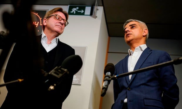 Brexit: Thi truong London keu goi cong dan duoc giu quoc tich chau Au hinh anh 1
