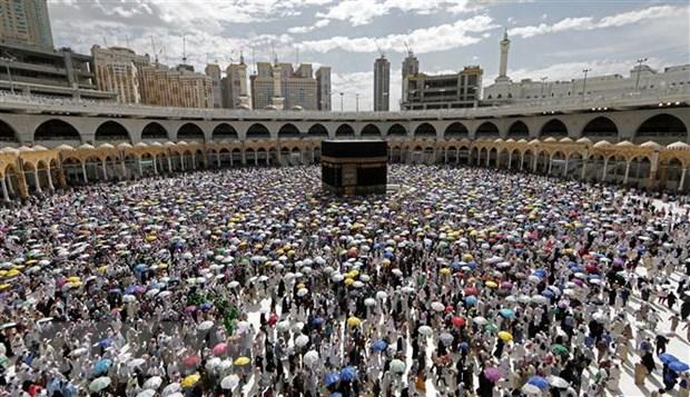 Saudi Arabia dung cap thi thuc cho nguoi hanh huong toi Mecca hinh anh 1